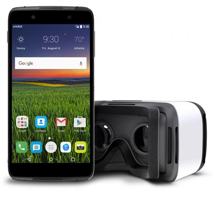 Alcatel OT-6055K IDOL 4+ Grey + brýle pro VR