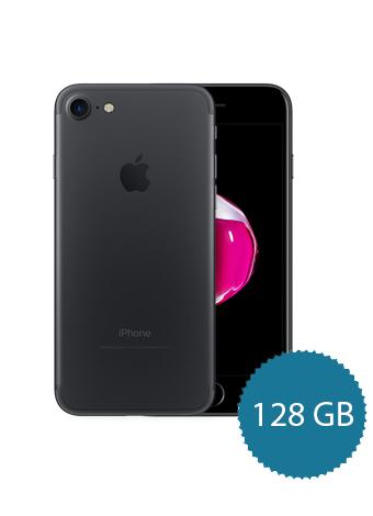 Apple iPhone 7 128GB Black - speciální nabídka