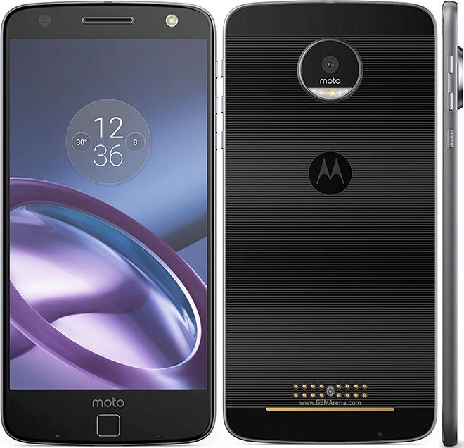 Motorola XT1650 Moto Z Dual SIM 32GB Lunar Grey