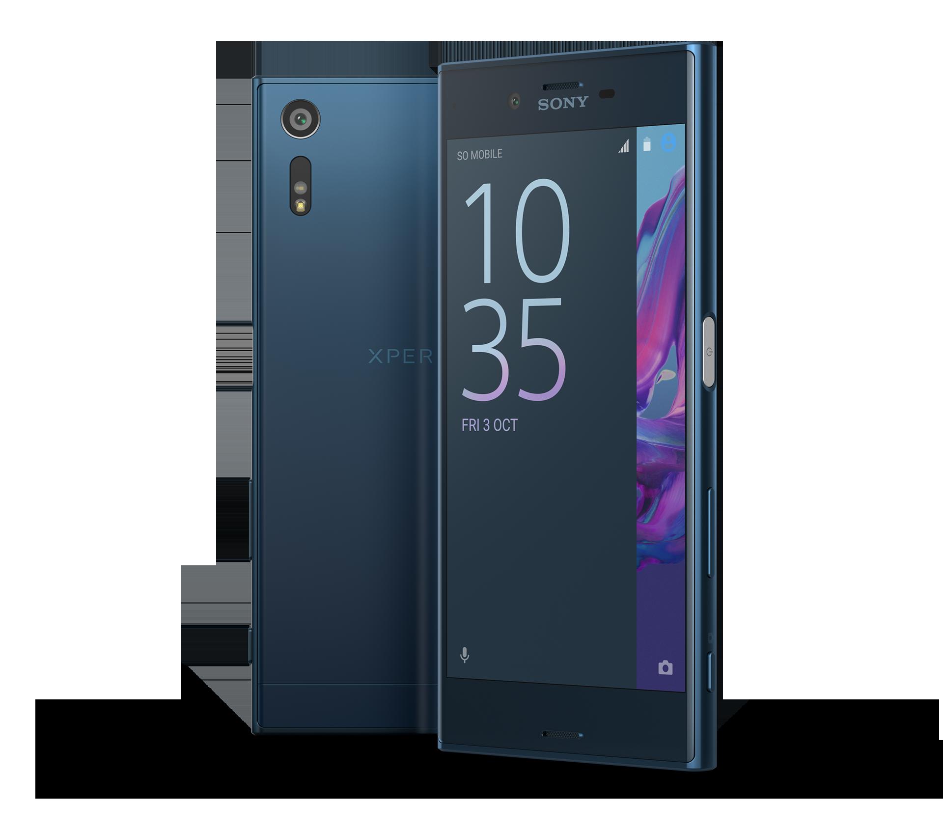 Sony Xperia XZ 32GB Single SIM Forest Blue