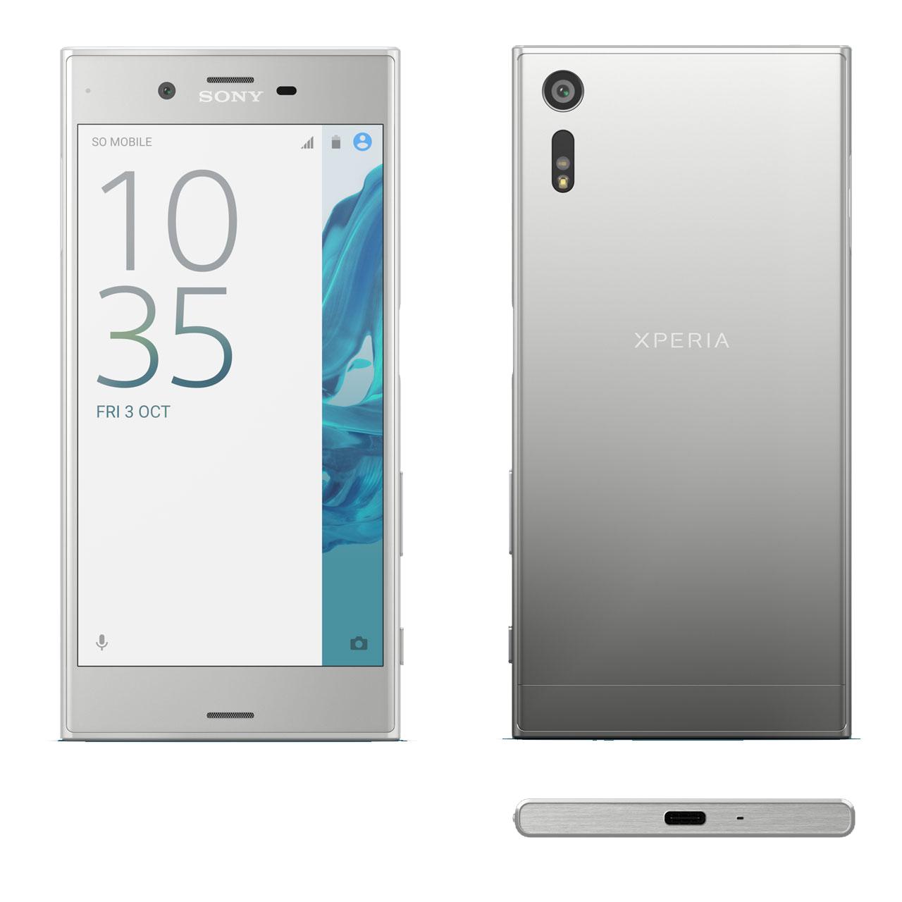 Sony Xperia XZ 32GB Single SIM Platinum