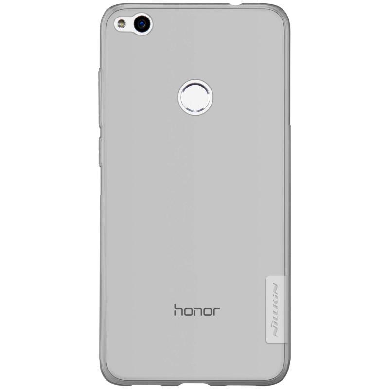 Pouzdro Nillkin Nature TPU Huawei P8/P9 Lite 2017 šedé