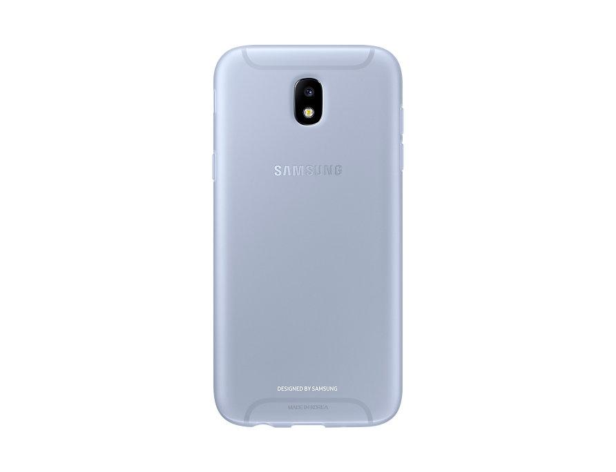 Pouzdro Samsung EF-AJ530TL pro Samsung Galaxy J5 2017 modré