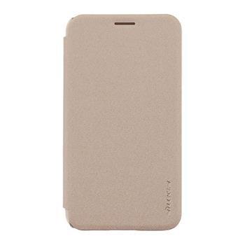 Pouzdro Nillkin Sparkle Folio Sony Xperia XZ1 Compact zlaté