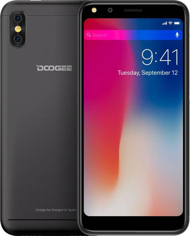Doogee X53 Dual SIM Black