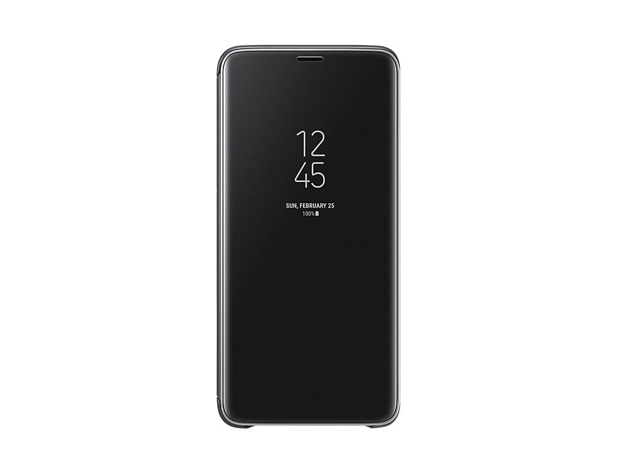 Pouzdro Samsung EF-ZG965CB pro Samsung Galaxy S9 Plus černé