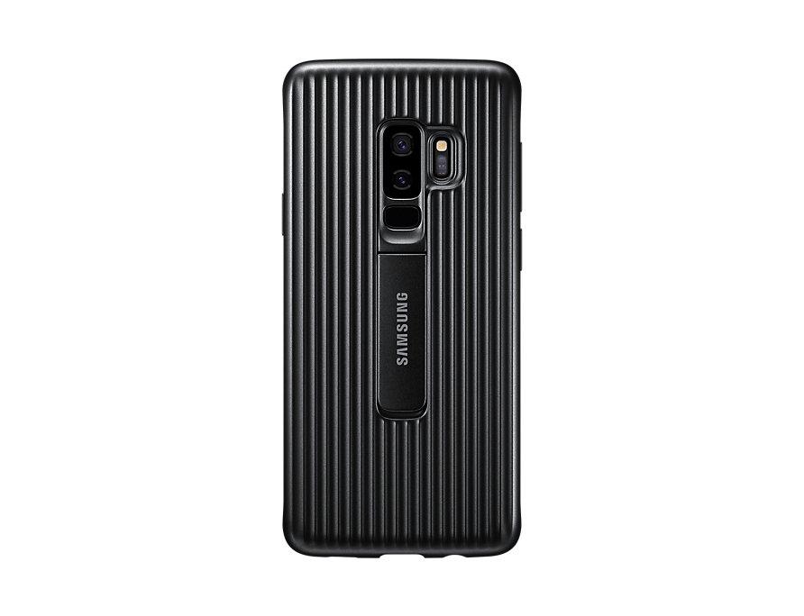 Pouzdro Samsung EF-RG965BS pro Samsung Galaxy S9 Plus černé
