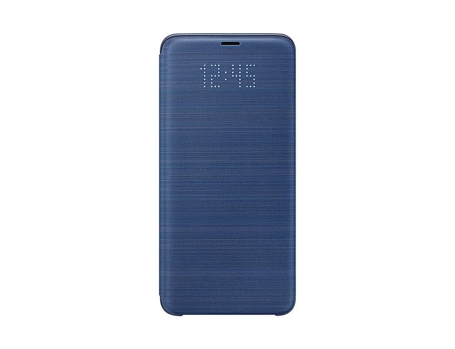 Pouzdro Samsung EF-NG965PL pro Samsung Galaxy S9 Plus modré