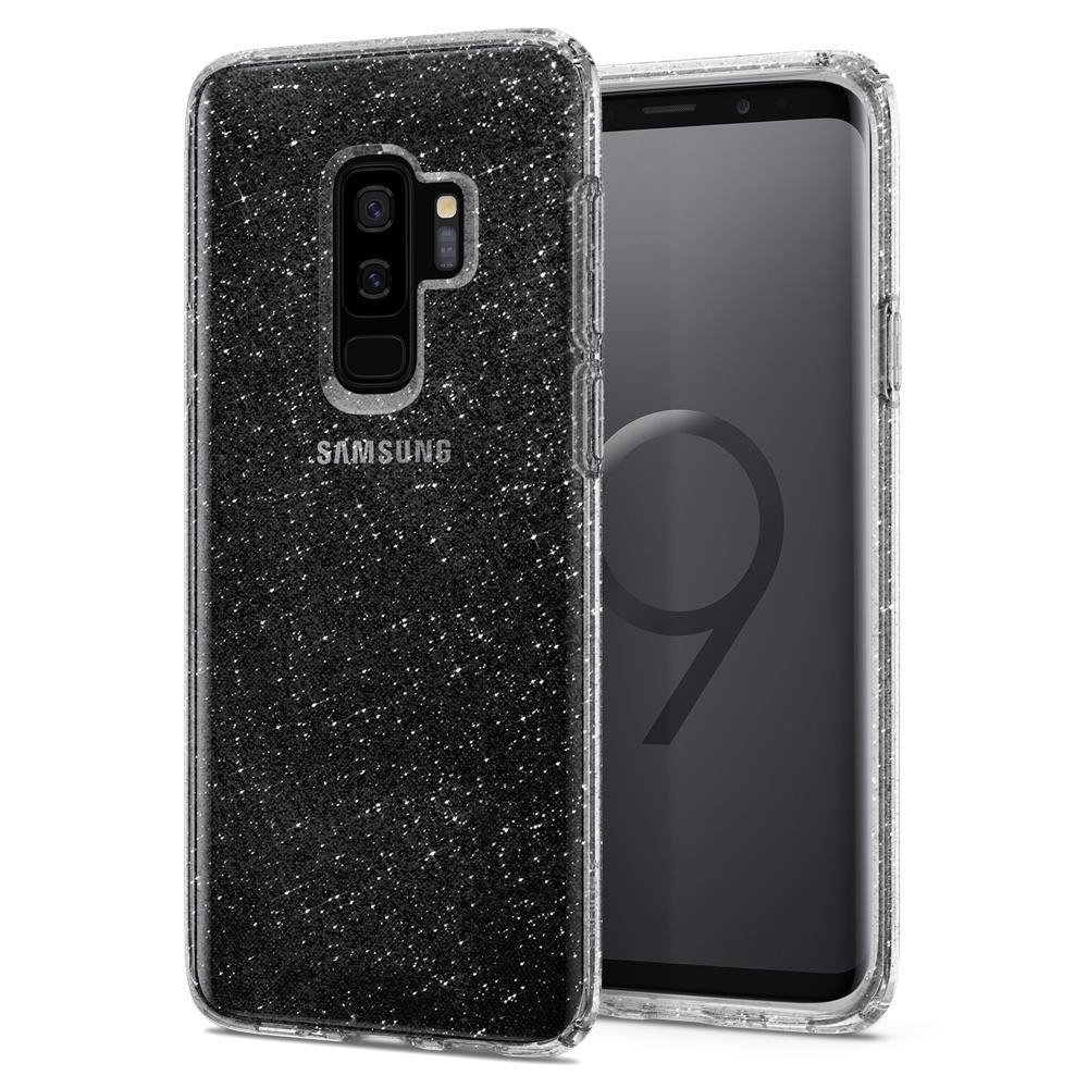 Pouzdro Spigen Liquid Crystal pro Samsung G965F Galaxy S9 Plus Glitter Crystal