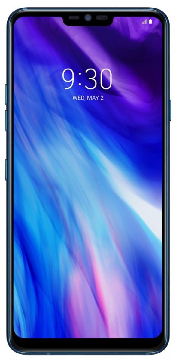 LG G7 ThinQ 64GB New Moroccan Blue