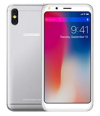 Doogee X53 Dual SIM Silver