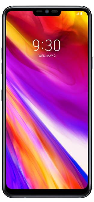 LG G7 ThinQ 64GB New Aurora Black