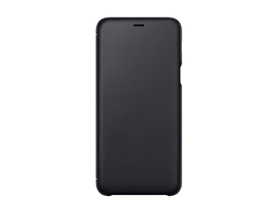 Pouzdro Samsung EF-WA605CB pro Samsung A605 Galaxy A6 Plus černé