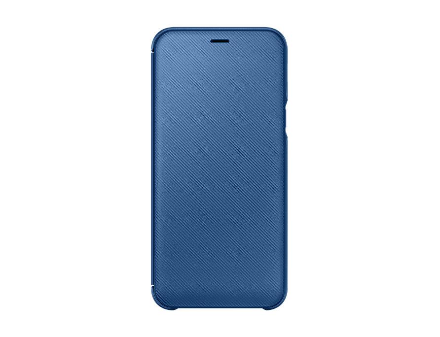 Pouzdro Samsung EF-WA600CLE Flip pouzdro pro Samsung Galaxy A6 2018 modré