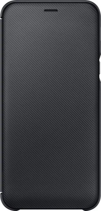 Pouzdro Samsung EF-WA600CBE Flip pouzdro pro Samsung Galaxy A6 2018 černé