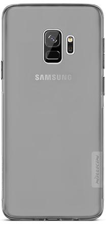 Pouzdro Nillkin Nature TPU Samsung G965F Galaxy S9 Plus šedé