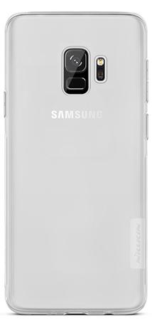 Pouzdro Nillkin Nature TPU Samsung G965F Galaxy S9 Plus čiré