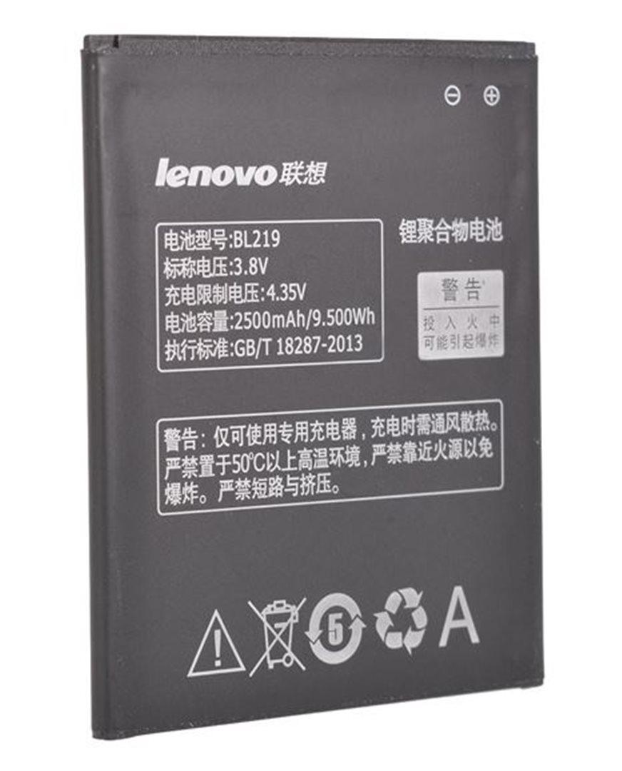 Lenovo BL219 Original Baterie 2500 mAh Li-Ion