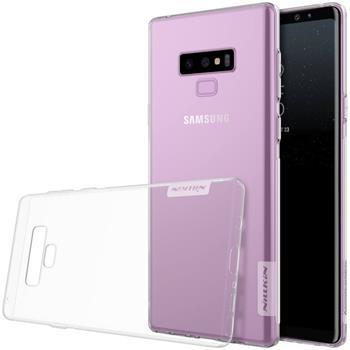 Pouzdro Nillkin Nature TPU Samsung N960F Galaxy Note 9 čiré