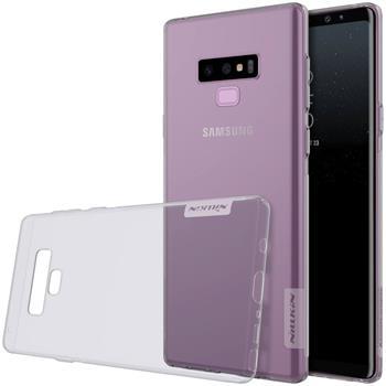 Pouzdro Nillkin Nature TPU Samsung N960F Galaxy Note 9 šedé