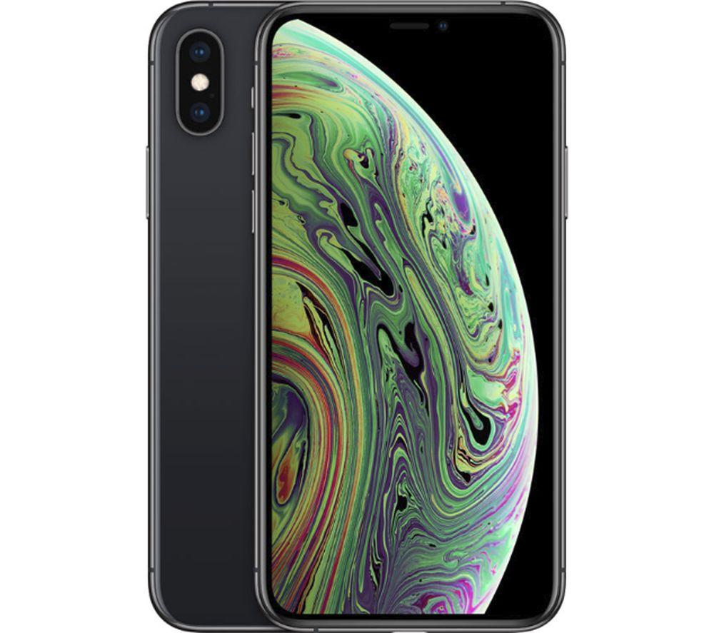 Apple iPhone Xs 512GB Space Grey - speciální nabídka