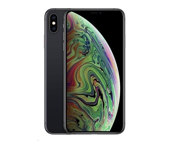 Apple iPhone Xs MAX 512GB Space Grey - speciální nabídka