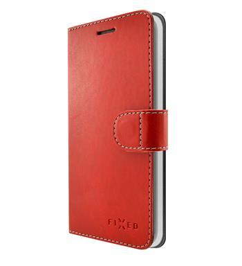 Pouzdro FIXED FIT pro Nokia 3.1 červené
