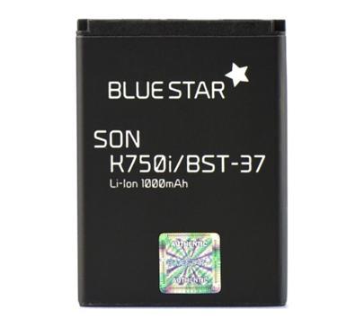 Baterie Bluestar (náhrada BST-37) s kapacitou 1000 mAh