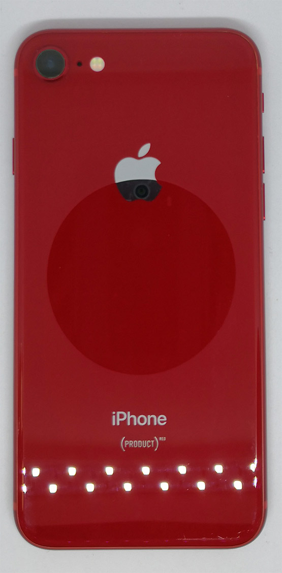 Apple iPhone 8 64GB Product RED - třída B