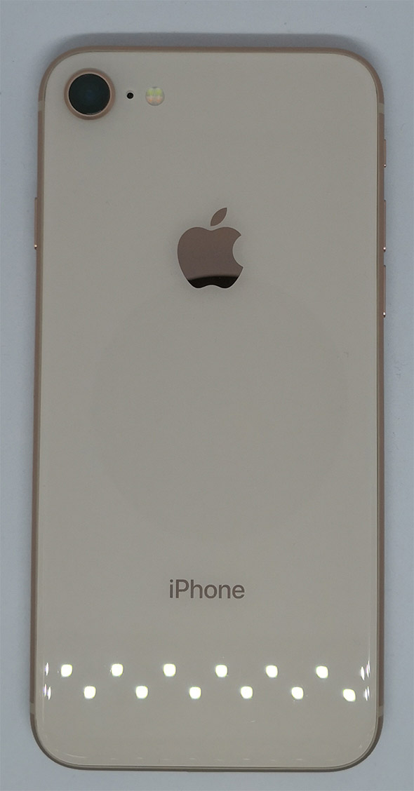 Apple iPhone 8 256GB Gold - třída A-