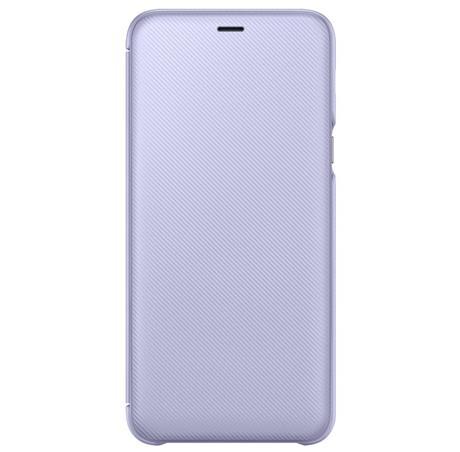 Pouzdro Samsung EF-WA605CV pro Samsung A605 Galaxy A6 Plus Lavender