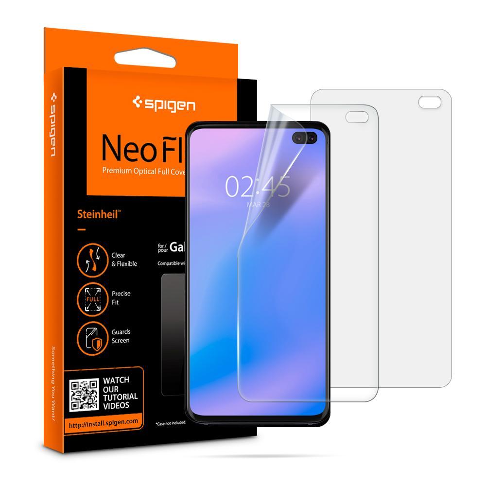 Spigen Neo FLEX ochranná folie (606FL25695) pro Samsung G975F Galaxy S10 Plus
