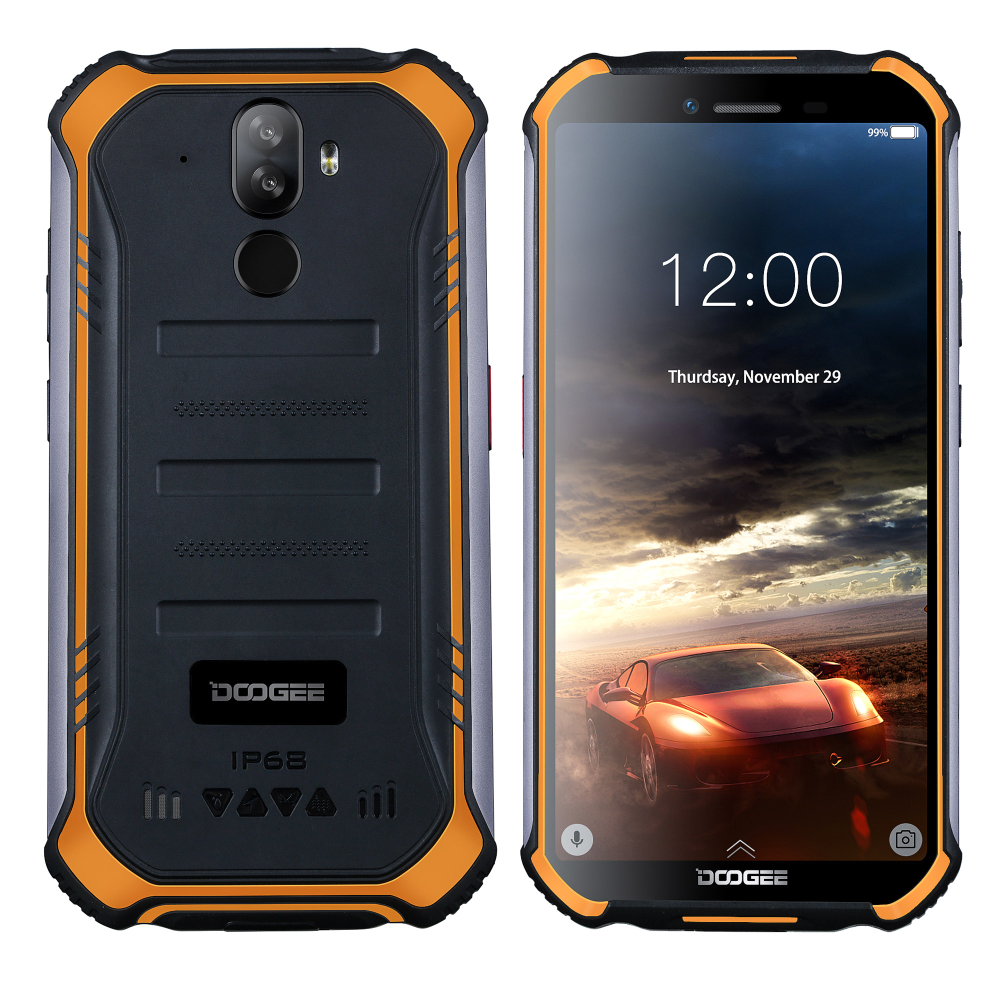 Doogee S40 Dual SIM Orange