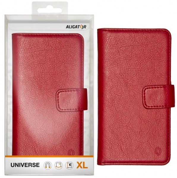 Pouzdro Aligator Universe XL červené