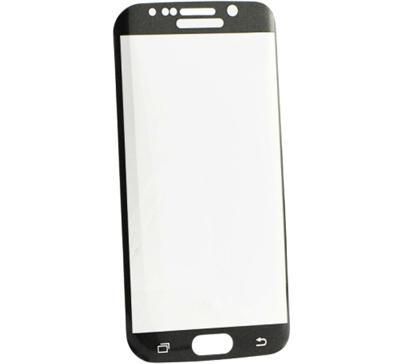 Blue Star Tvrzené Sklo 3D (pokrývá celý displej) pro Samsung Galaxy S7 Edge (G935F) černé