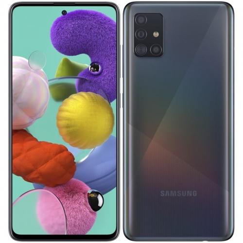 Samsung A515F Galaxy A51 Dual SIM Black - speciální nabídka