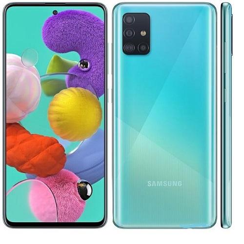Samsung A515F Galaxy A51 Dual SIM Blue - speciální nabídka