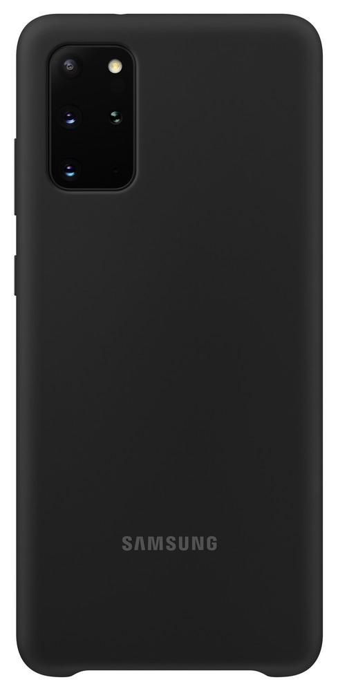 Pouzdro Samsung (EF-PG985TB) Silicone Cover pro Samsung G985 Galaxy S20 Plus černé