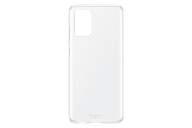 Pouzdro Samsung (EF-QG985TT) Clear Cover pro Samsung G985F Galaxy S20 Plus čiré