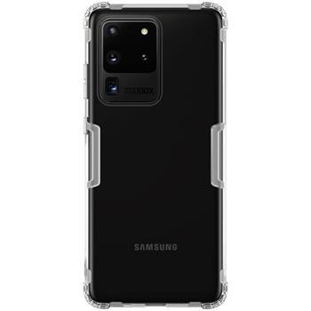 Pouzdro Nillkin Nature TPU Samsung G988 Galaxy S20 Ultra čiré
