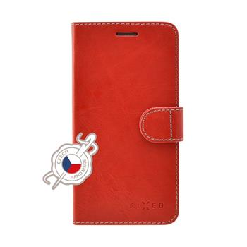 Pouzdro FIXED FIT pro Samsung J610F Galaxy J6 Plus červené