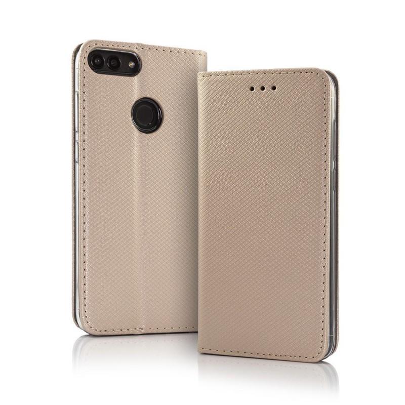 Pouzdro SmartBook pro LG K50s zlaté