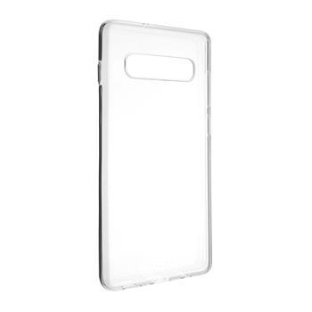 Pouzdro FIXED TPU pro Samsung G975F Galaxy S10 Plus čiré