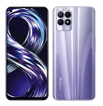 Realme 8i 4GB/64GB Dual SIM Stellar Purple