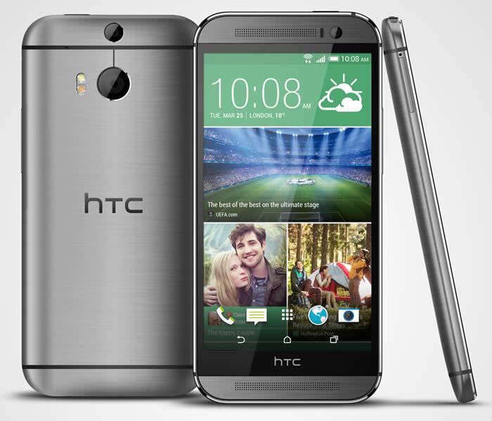 HTC One M8 16GB Gunmetal Grey