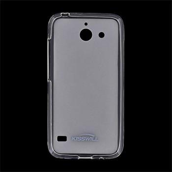 Pouzdro Kisswill TPU pro Huawei Y540 bílé