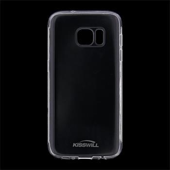 Kisswill TPU Pouzdro Transparent pro Samsung G930 Galaxy S7