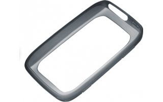 NOKIA CC-1046 silik. rámeček Nokia Lumia 710 (02731G4) černé