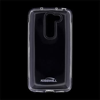 Pouzdro Kisswill TPU LG D620 G2 mini bílé