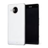 Pouzdro MOZO Back Cover Microsoft Lumia 950 XL bílé